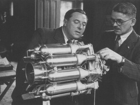 Frank Whittle – Father of the Jet Engine