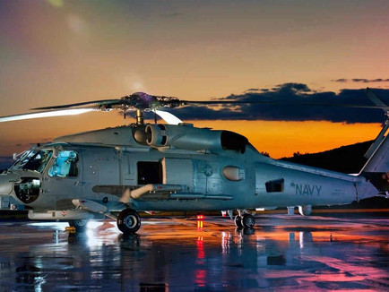 Why 6 Countries Choose MH-60R for their Toughest Maritime Missions