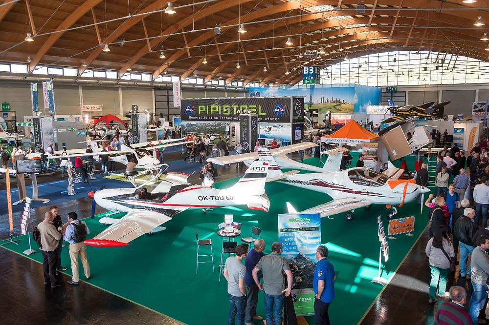 aero friedrichshafen 2020