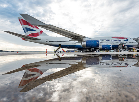 British Airways Bid Farewell to the Queen of the Skies