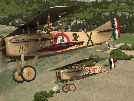Aircraft of World War 1- Where Dogfights Began