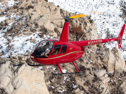 Robinson Deliver their 13000th Helicopter