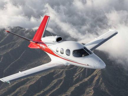 Cirrus Vision Jet Emergency Autoland