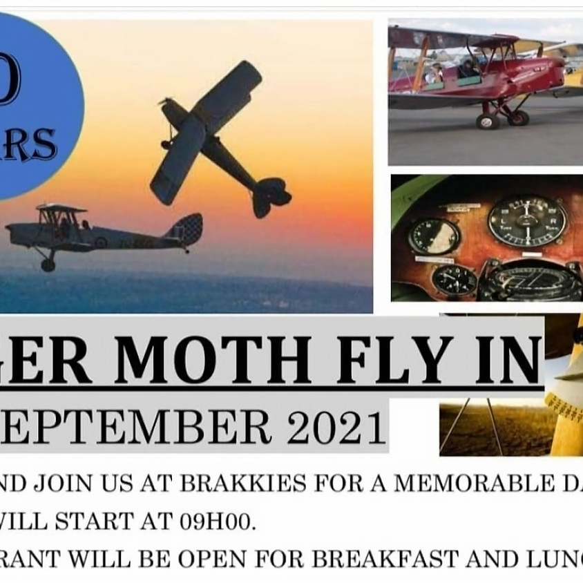 Tiger Moth Fly-in