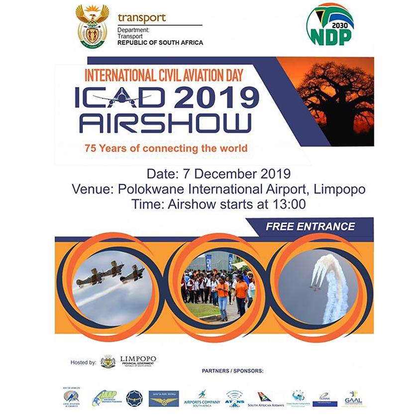 International Civil Aviation Day ICAD 2019 Airshow