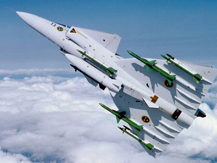 SAAB - From Piston Fighter to Mighty Gripen E