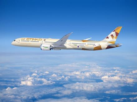 Boeing and Etihad to test ecoDemonstrator 787-10