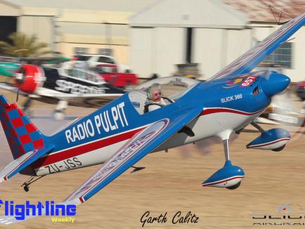 The Birth and Development of Slick Aerobatic Aircraft