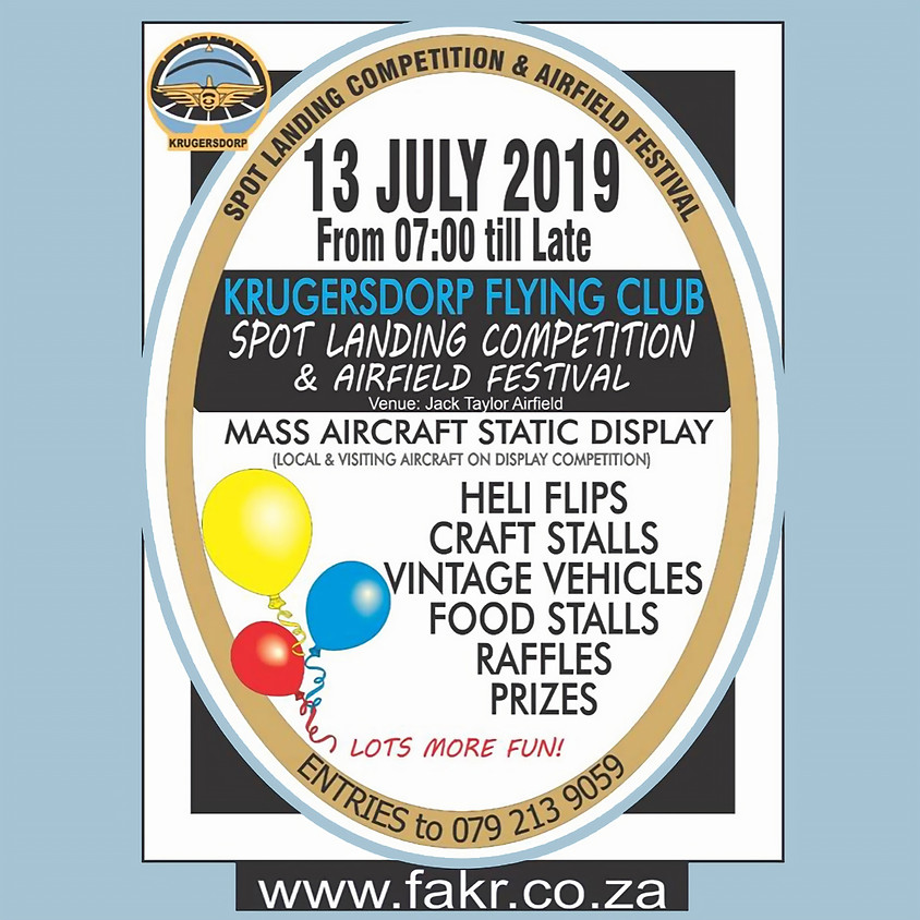 Spot Landing Competition & Airfield Festival