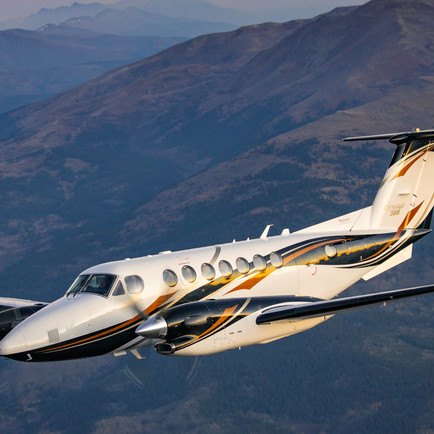 Beechcraft King Air 360 Enters Service