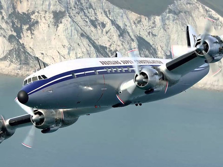 Grounded Airliners over the Years