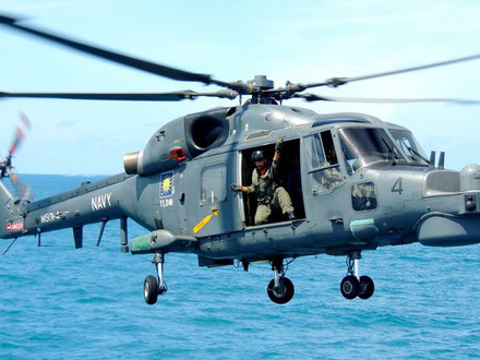 Leonardo's Lynx helicopter marks 50 years since its maiden flight