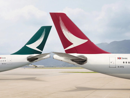 Cathay Pacific to drastically reduce capacity