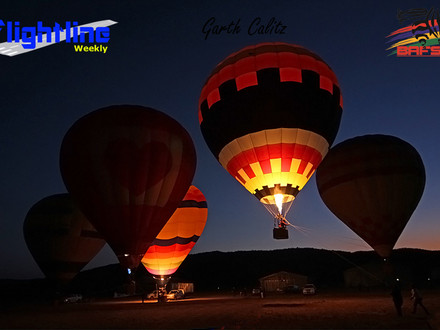 The History of Hot Air Ballooning