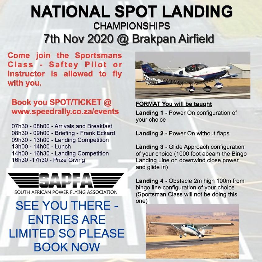 National Spot Landing Championships