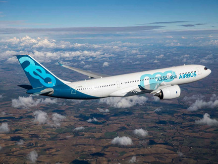 A330-800 receives joint EASA and FAA Type Certification