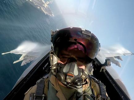 Move over Maverick! Canadian Pilot graduates TOPGUN programme