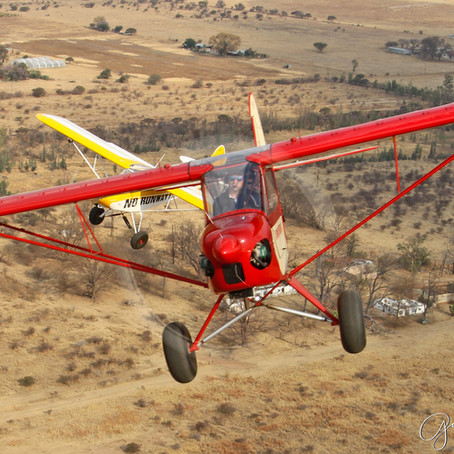 Flying Frontiers from Bush Flying to Warbirds
