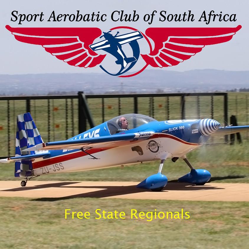 SAC Free State Regionals