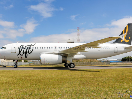 Welcome to LIFT - South Africa's Brand New Airline