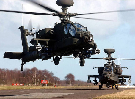 AH-64 Apache Helicopters, 2500 and Counting