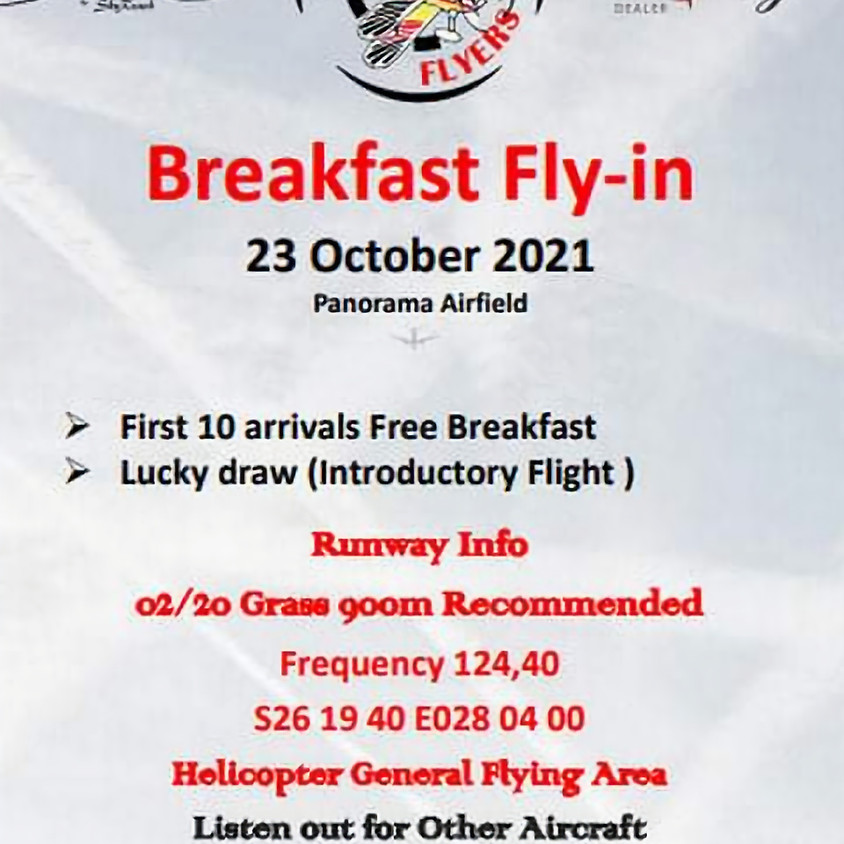 Panorama Breakfast Fly-in