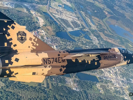Paramount Group Expands its 'Top Gun' Role in Supporting the Combat Readiness of the USA Air Force