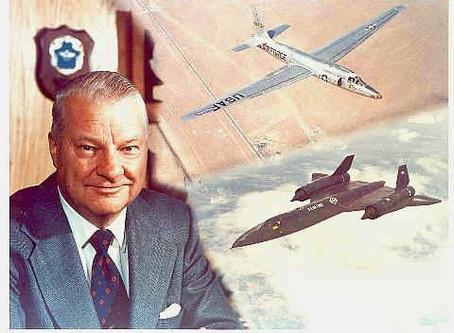 Kelly Johnson: A True Military Aviation Hero