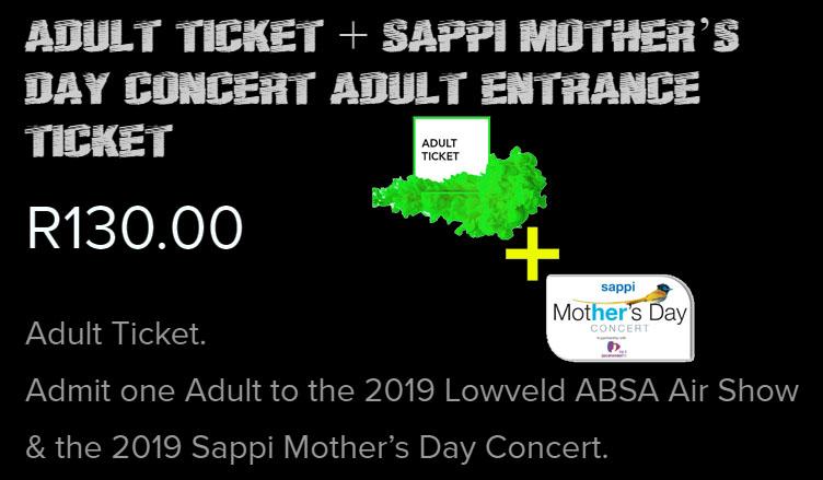Adult-Sappi-Ticket
