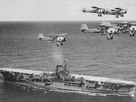 The Evolution of the Aircraft Carrier