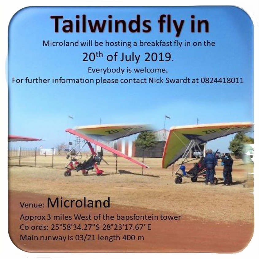 Tailwinds Fly-In