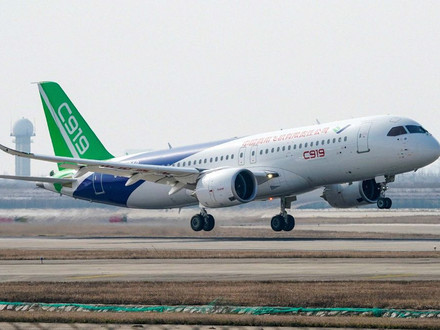 Chinese May Benefit from Boeing's Woes