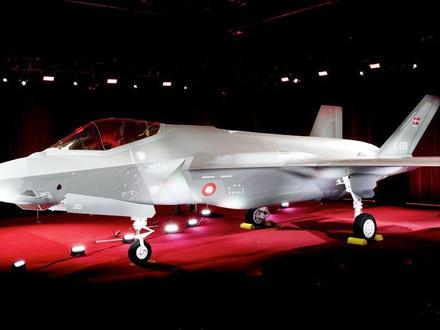 Royal Danish Air Force Celebrate Debut Of First Danish F-35