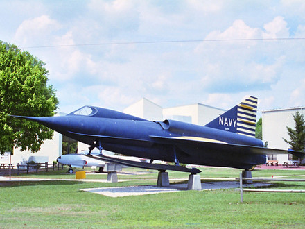 Convair F2Y Sea Dart – The First and Only Supersonic Seaplane