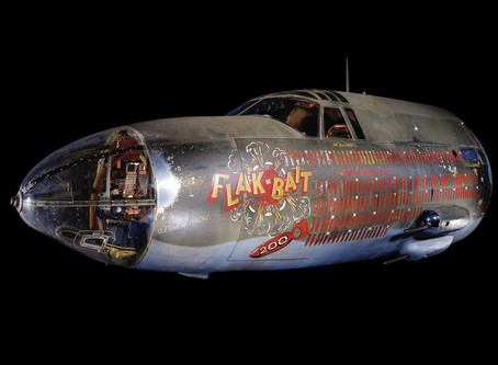 Spirit of B-26 Marauder lives on at Barksdale AFB