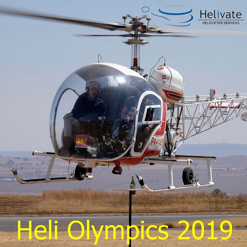 Helivate Helicopter Olympics