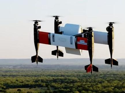 Bell Autonomous Pod Transport Completes Beyond Visual Line of Sight Flight