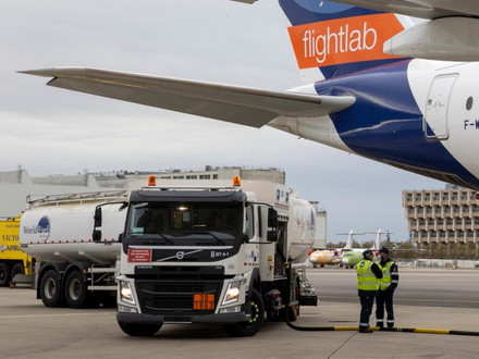 Airbus, DLR, Rolls-Royce and Neste Test Study Sustainable Aviation Fuel