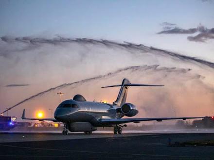 RAF Sentinel R1 Conducts Its Last Operational Flight