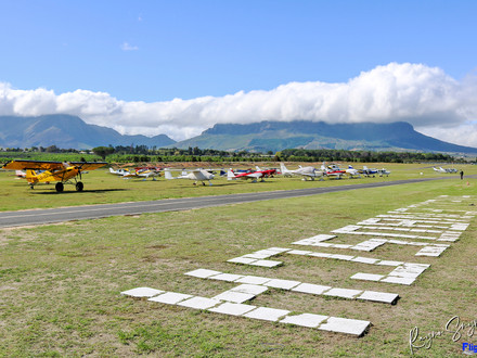 Stellenbosch Fly in and Landing Competition