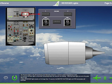 E-Learning during Aviation your career
