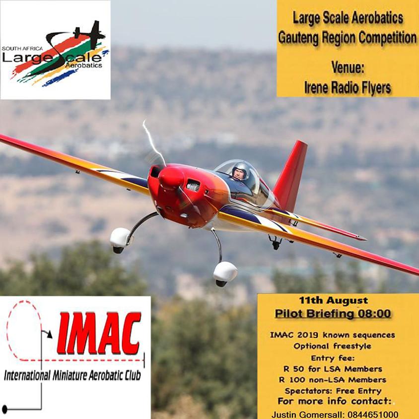 Large Scale Aerobatics Gauteng Regional