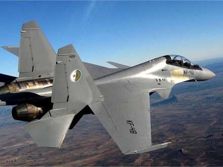 Algerian Air Force- The most Powerful in Africa