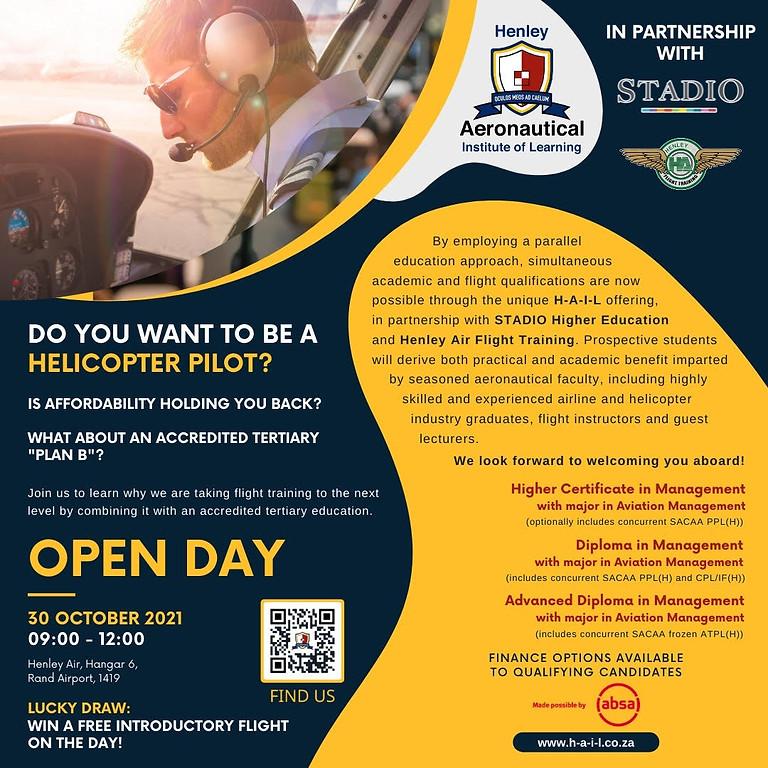 Henley Air Open Day