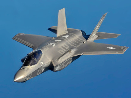 F-35A squadron brings fifth-generation capabilities to Red Flag