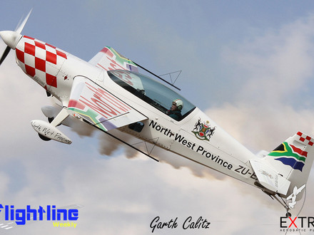 Extra Flugzeugbau - Most Successful Aerobatic Aircraft in Recent Years