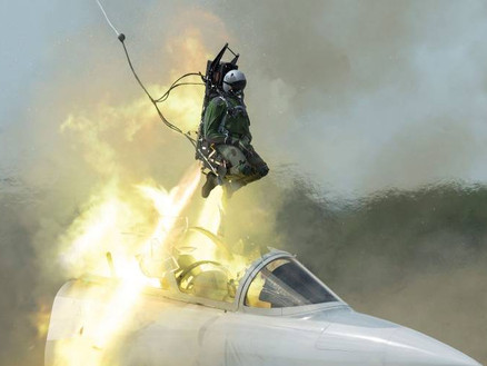 Martin-Baker Ejection Seats - Saving Lives for Over 80 Years