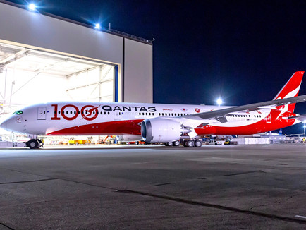 Qantas - Third oldest Airline in the World Approaches 100 Years