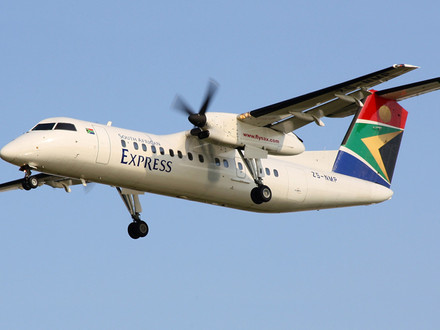 SAA Financial Woes are effecting SA Express