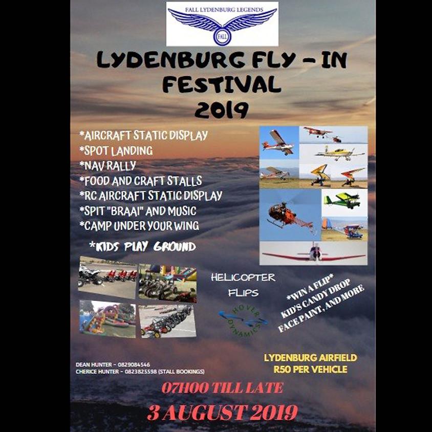 Lydenburg Fly-Inn Festival 2019